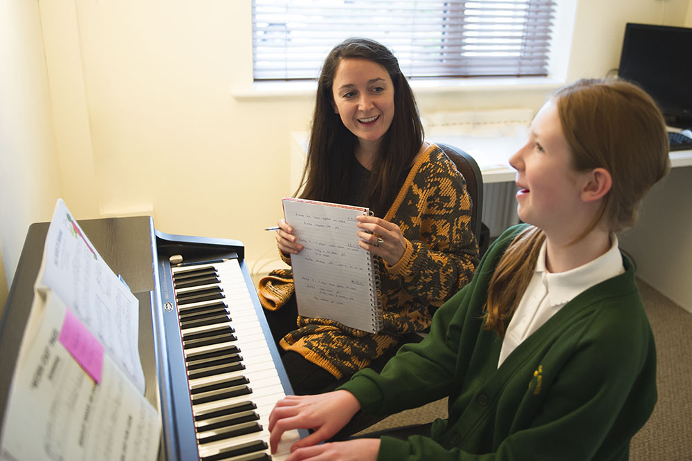 Piano lessons in Peacehaven